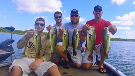 club fishing